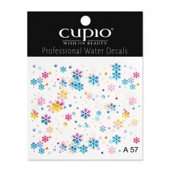 WATER DECAL 3D CUPIO A57