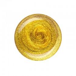 Glitter Gel color HOLO GOLD