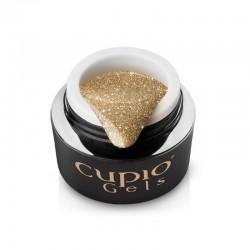 Glitter gel DIAMOND GOLD