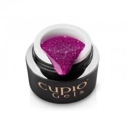 Glitter gel DIAMOND PURPLE