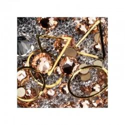 MIX Strass,perle e cristali -1