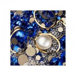 MIX Strass,perle e cristali -8