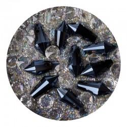 MIX Strass,perle e cristali -9