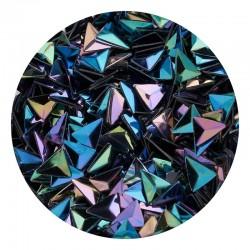 Pailettes Triangolo 4D BLACK