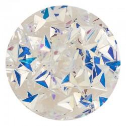 Pailettes Triangolo 4D Blue