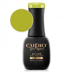 Gel Lac Cupio Green Sheen 15ml