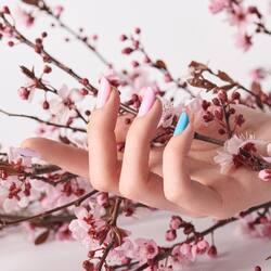 Fiori di ciliegio anche sulle tue mani con il gel lac Cherry Blossom della Cupio Spring Collection 🌸 ___________________________  ✨  𝐒𝐇𝐎𝐏 𝐎𝐍𝐋𝐈𝐍𝐄 ✨  Tap sul post o link in bio  #Cupio #Cupionails #CupioToGo #Cupiogel #Spring #springmanicure #springcollection #underthefloralspell #nails #nailart #cherryblossom #nailstagram #sakura #nailsofinstagram #naillover #nailaddict #glossy #glitter #simplenails #nailsoftheday #nailsonfleek #manicure #instanails #nailsart